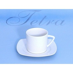 TETRA - šálka + podšálka 250 ml