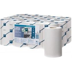 Tork Reflex Mini papierové utierky 1 vrstvové biele