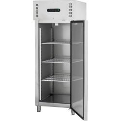 Jednodverová nerezová chladnička 700 l