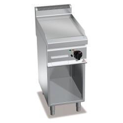 Elektr. grilovacia platňa hladká 4,8 kW