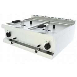 Elektrická stolná fritéza - 2 vaničky