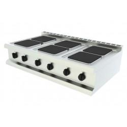 Elektrické varidlo - 6 štvorcové