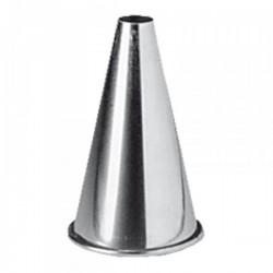 Kovová koncovka okrúhla 0,8 cm