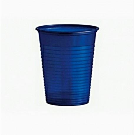 Pohár tm. modrý 200 ml