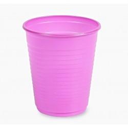Pohár ružový 200 ml