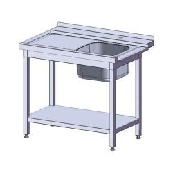 Vstupný stôl š 1400 mm