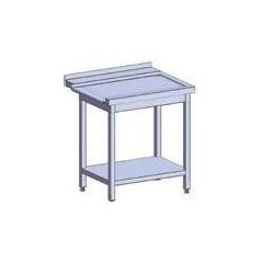 Výstupný stôl š 600 mm