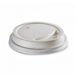 Viečko ToGo 70 plast biele