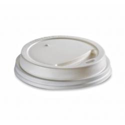 Viečko ToGo 90 plast biele
