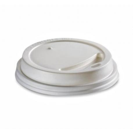 Viečko ToGo 80 plast biele