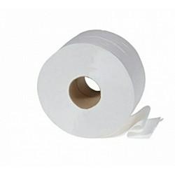 Toaletný papier Jumbo 19 cm biely