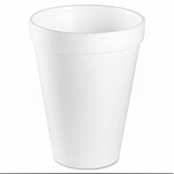 Termo EPS pohár 300 ml biely