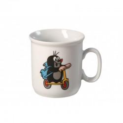 Krtko hrnček - kolobežka (Gaston)