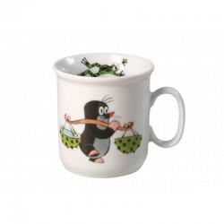 Krtko hrnček - gaštan (Gaston)
