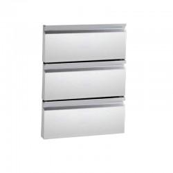 Zásuvkový modul 1/3 + 1/3 + 1/3