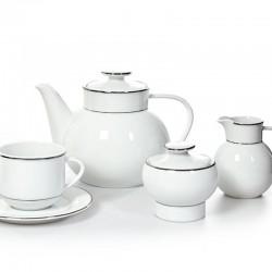 Catrin biela + pl.linka - čaj. súpr. 17 D