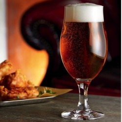 EXECUTIVE - pohár na pivo 0,4 s ciachom, 529 ml