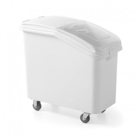 Uskladňovací vozík na potraviny