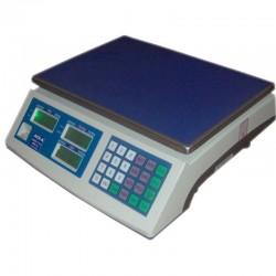Elektrická digitálna váha s displejom do 15 kg