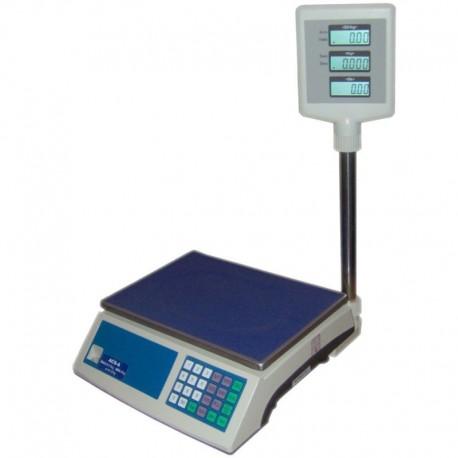 Elektrická digitálna váha so stĺpikom