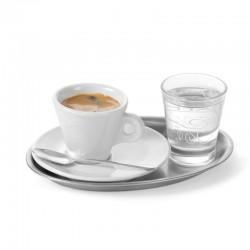 Podnos na servírovanie kávy