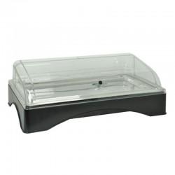 Rolltop vitrínka s možnosťou chladenia