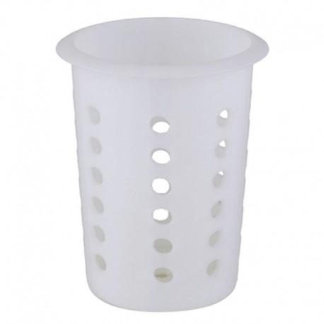 Košík na príbory plast