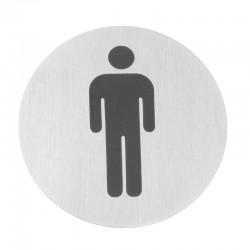 Informačná tabuľka Pánske WC