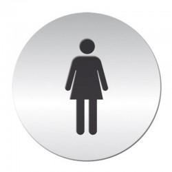 Informačná tabuľka Dámske WC