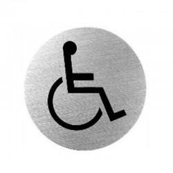 Informačná tabuľka Pre telesne postihnutých