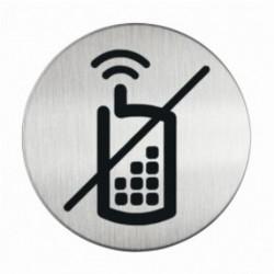 Informačná tabuľka Zákaz telefonovania