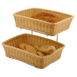 Košíky štvorcové so stojanom