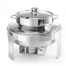 Chafing Dish PROFI leštený - na polievky