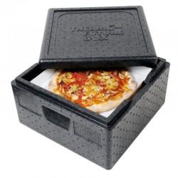 Termoizolačná nádoba na pizza kartóny