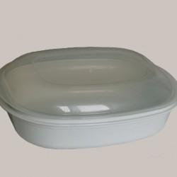 Miska oválna - tanier 1 l