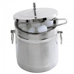 Termoizolačná nádoba na ľad s pokrievkou