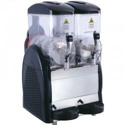Výrobník ľadovej drviny - 2x12 litrov
