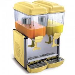 Chladený podávač džúsov - 2x12 litrov