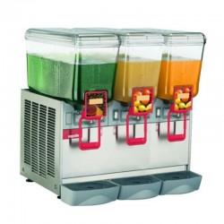 Chladič nápojov 3x12 l DE LUXE