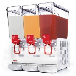 Chladič nápojov 3x20 l DE LUXE