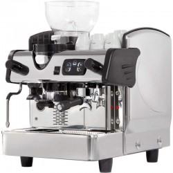 Kávovar jednopákový s mlynčekom