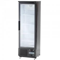 Presklená barová chladnička 1-dverová 307 l