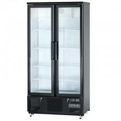 Presklená barová chladnička 490 l