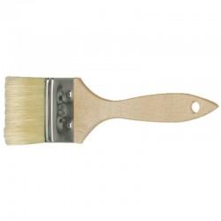 Štetec s drevenou rúčkou 4 cm