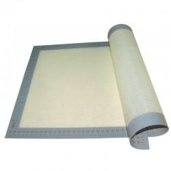 Silikónová podložka na pečenie - nepriľnavá š. 52 cm