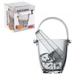 Sylvana nádoba na ľad + kliešte