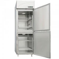 Chladnička nerezová 560 l, LS-2350