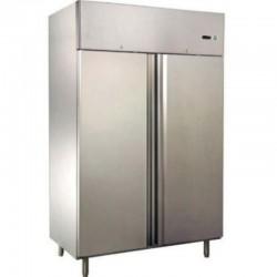 Dvojdverová nerezová chladnička 1300 l, CN-1300/MBF-8117