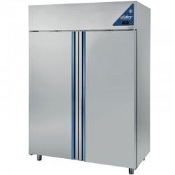 Dvojdverová nerezová chladnička PROFI 1400 l