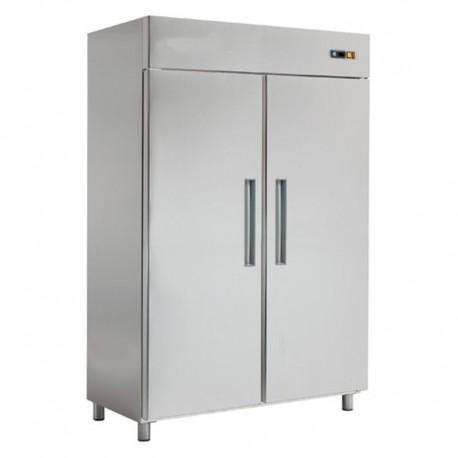 Dvojdverová nerezová chladnička 1400 l, RT-1402L